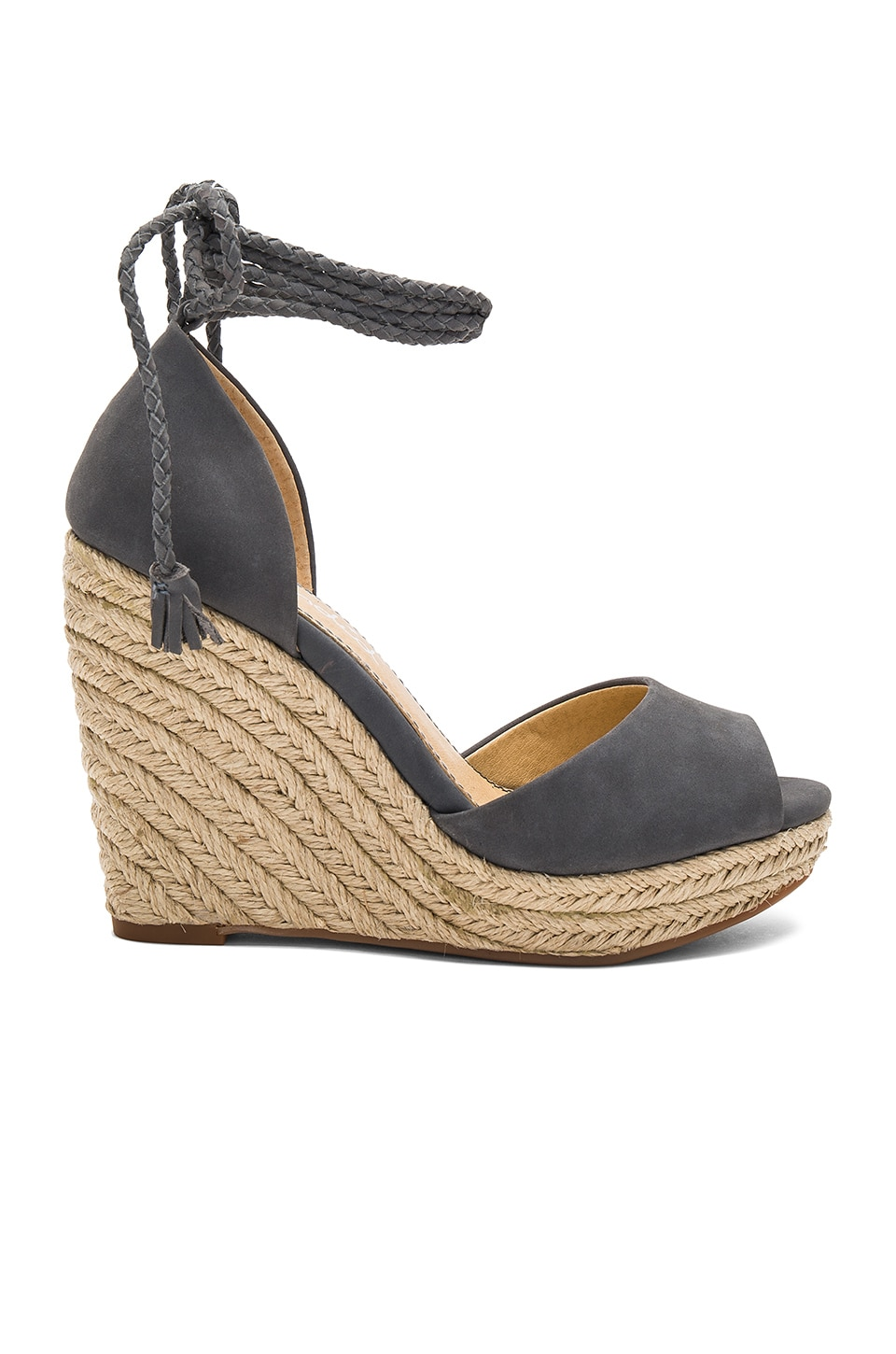 Splendid Dara Wedge in Steel Blue