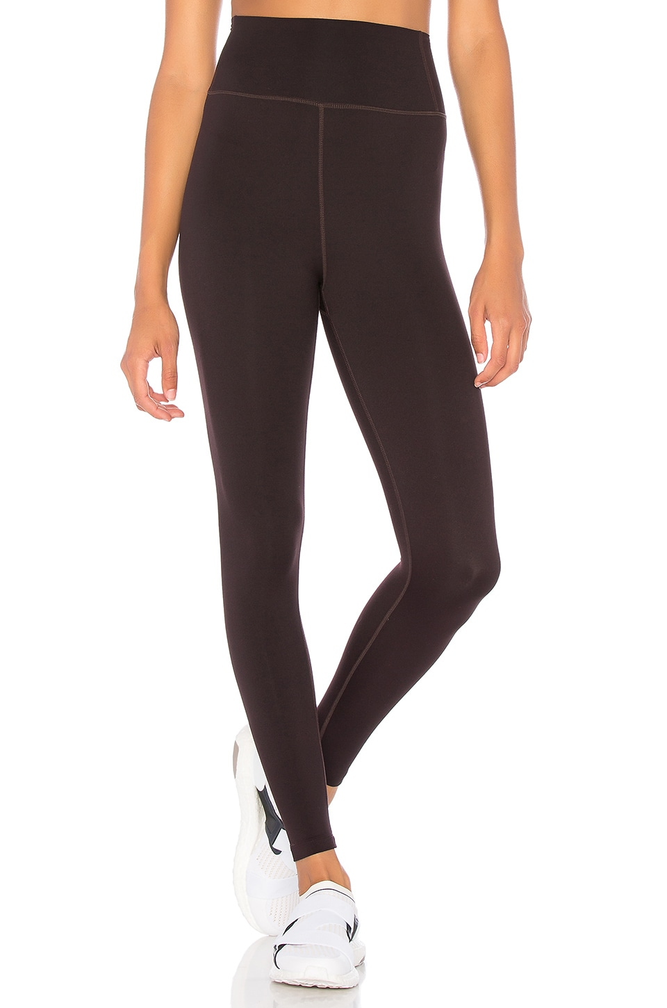 Splits59 Flow High Waist Legging in Dark Walnut