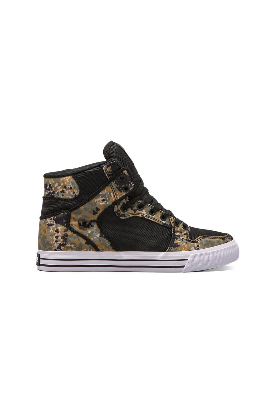 Supra Vaider in Camo/Black