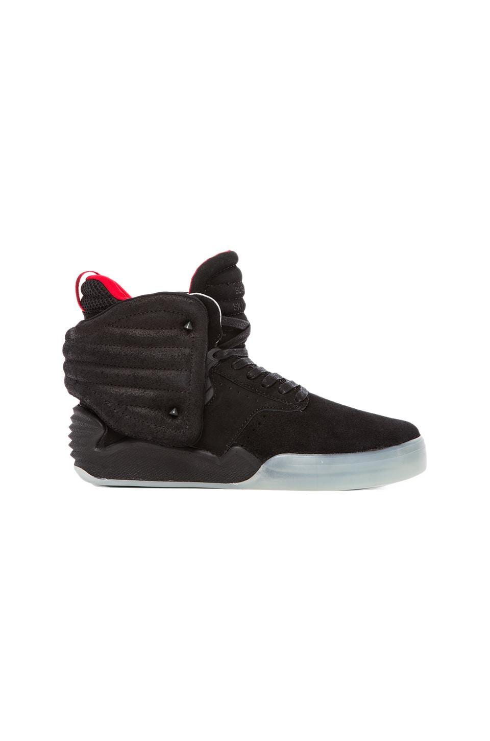 Supra Skytop 1V Leather in Black
