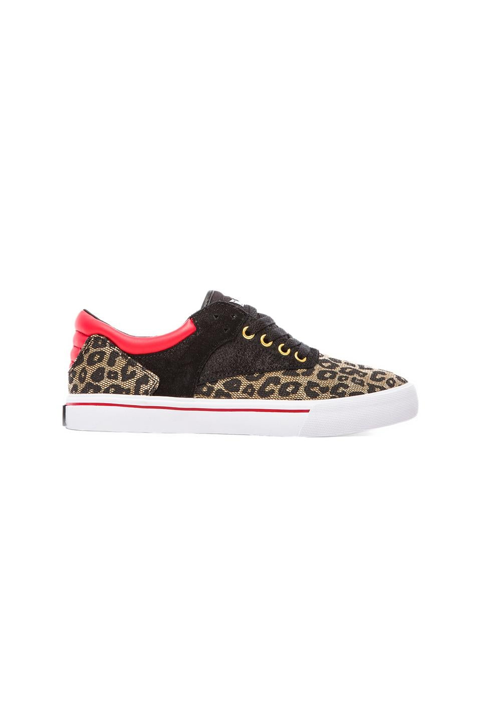 Supra Griffin in Cheetah/Black