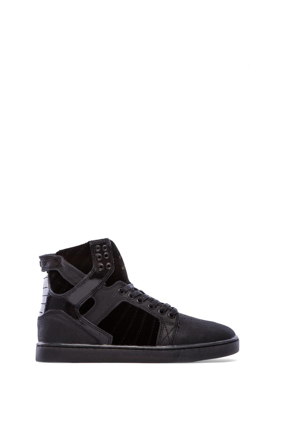 Supra Skytop LX in Black