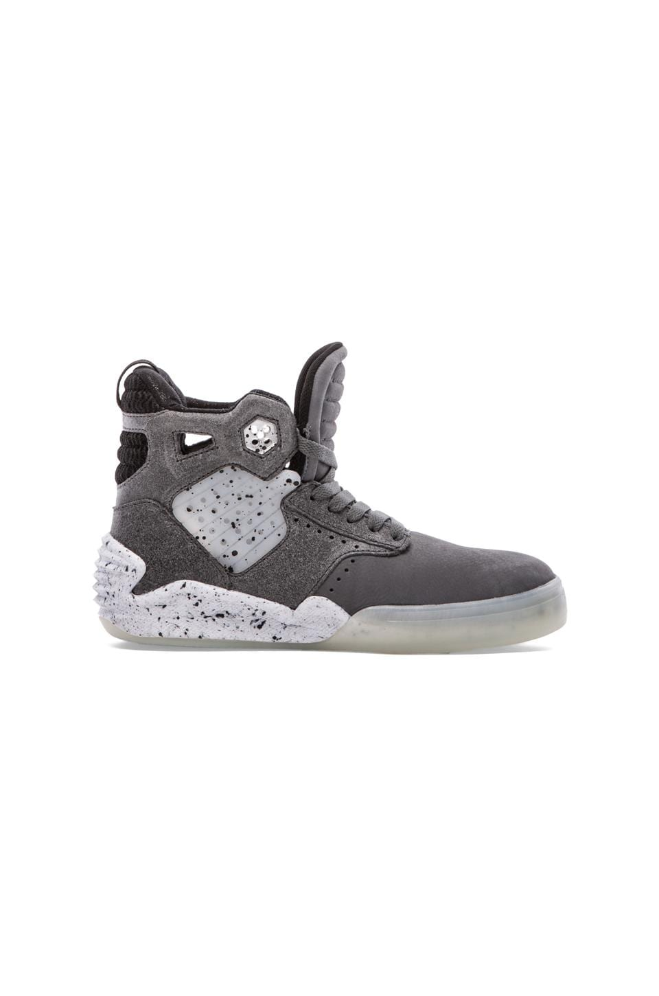 Supra Skytop IV in Charcoal
