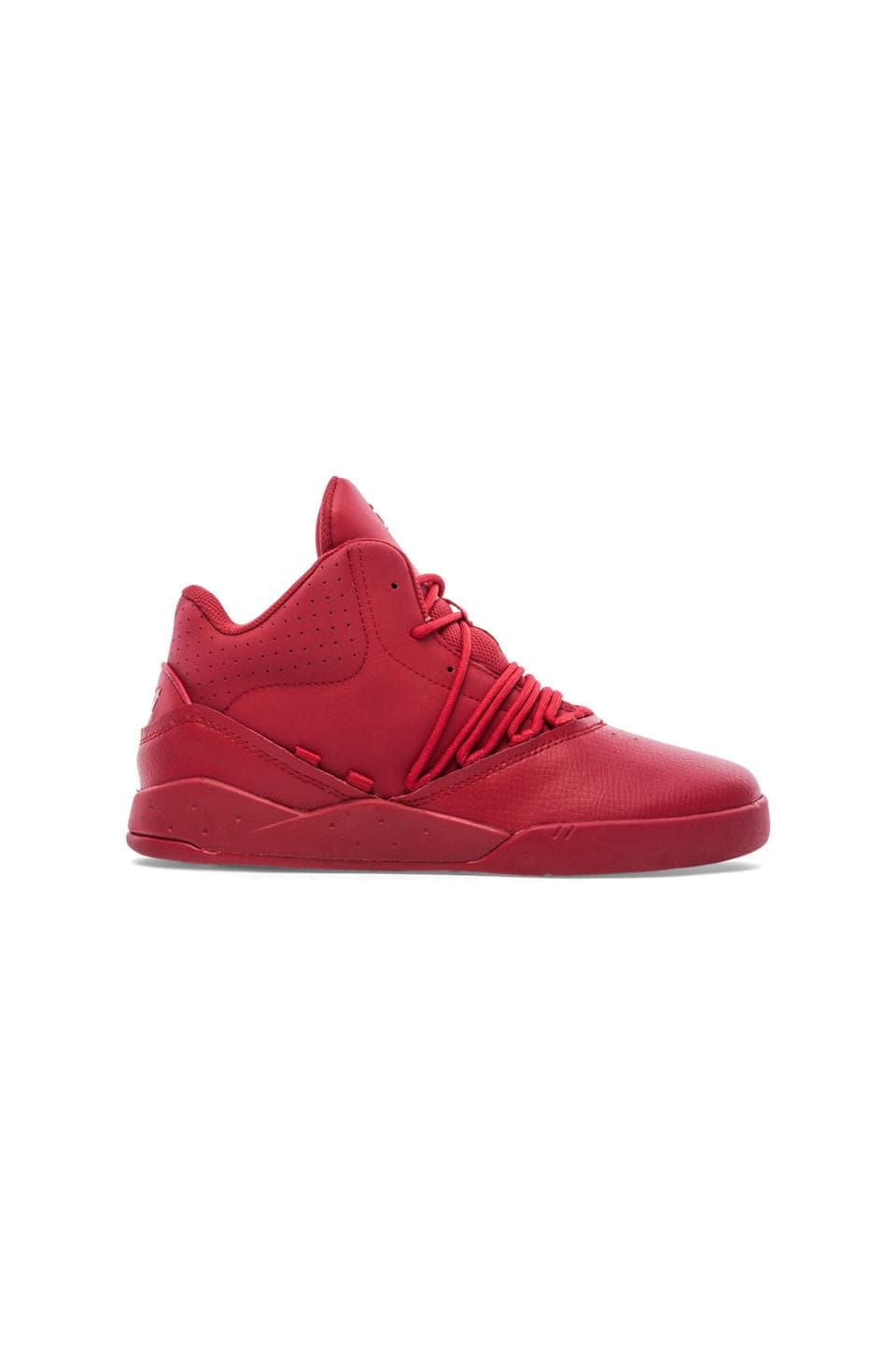 Supra Estaban in Red