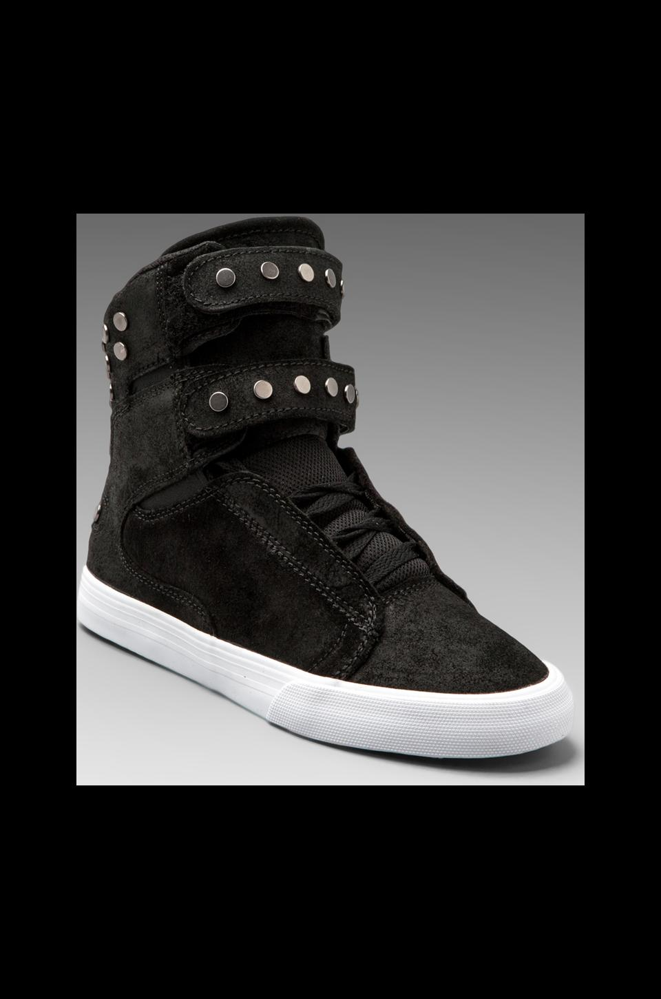 Supra Society Sneaker in Black
