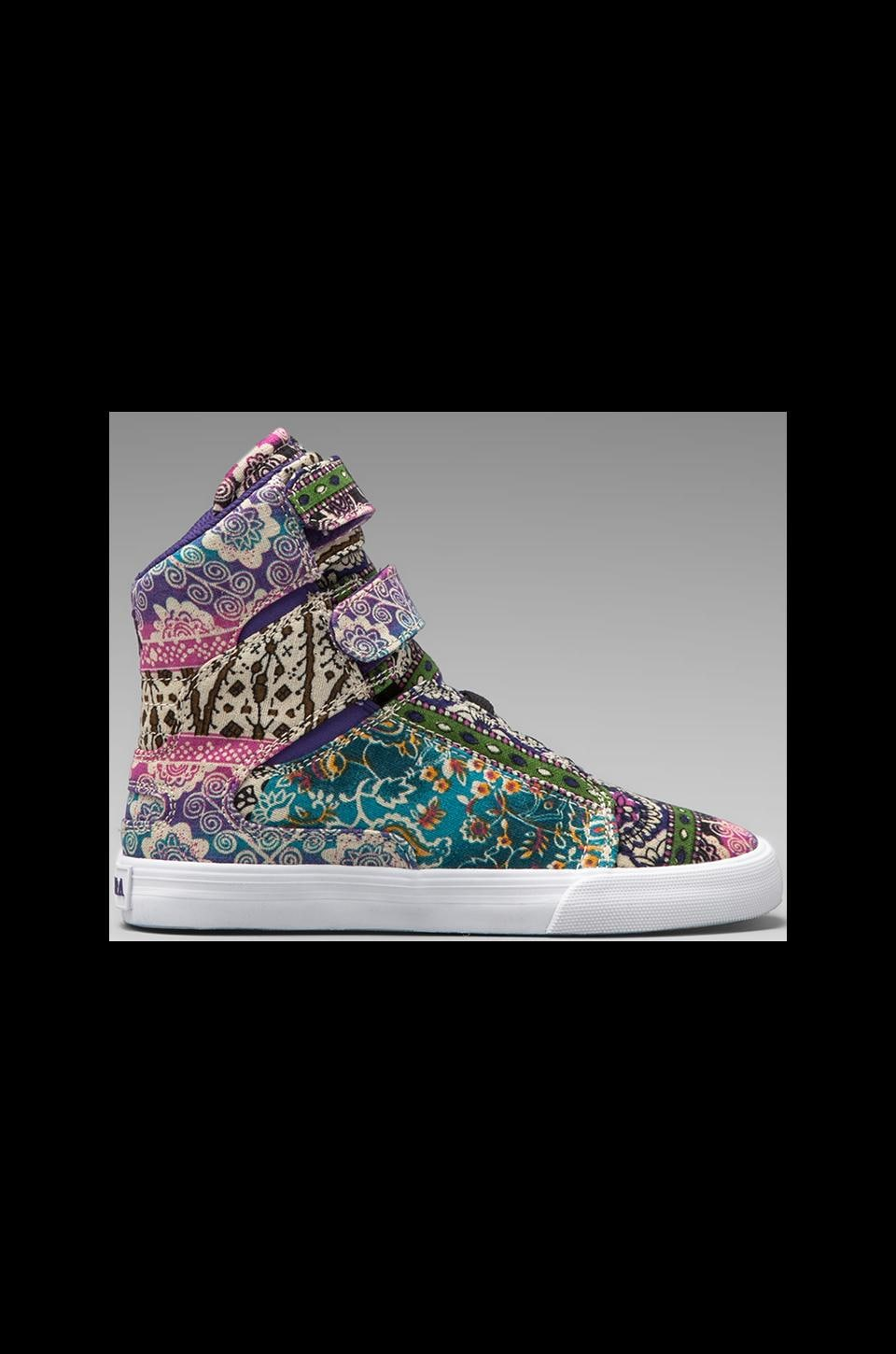 Supra Society Sneaker in Multi