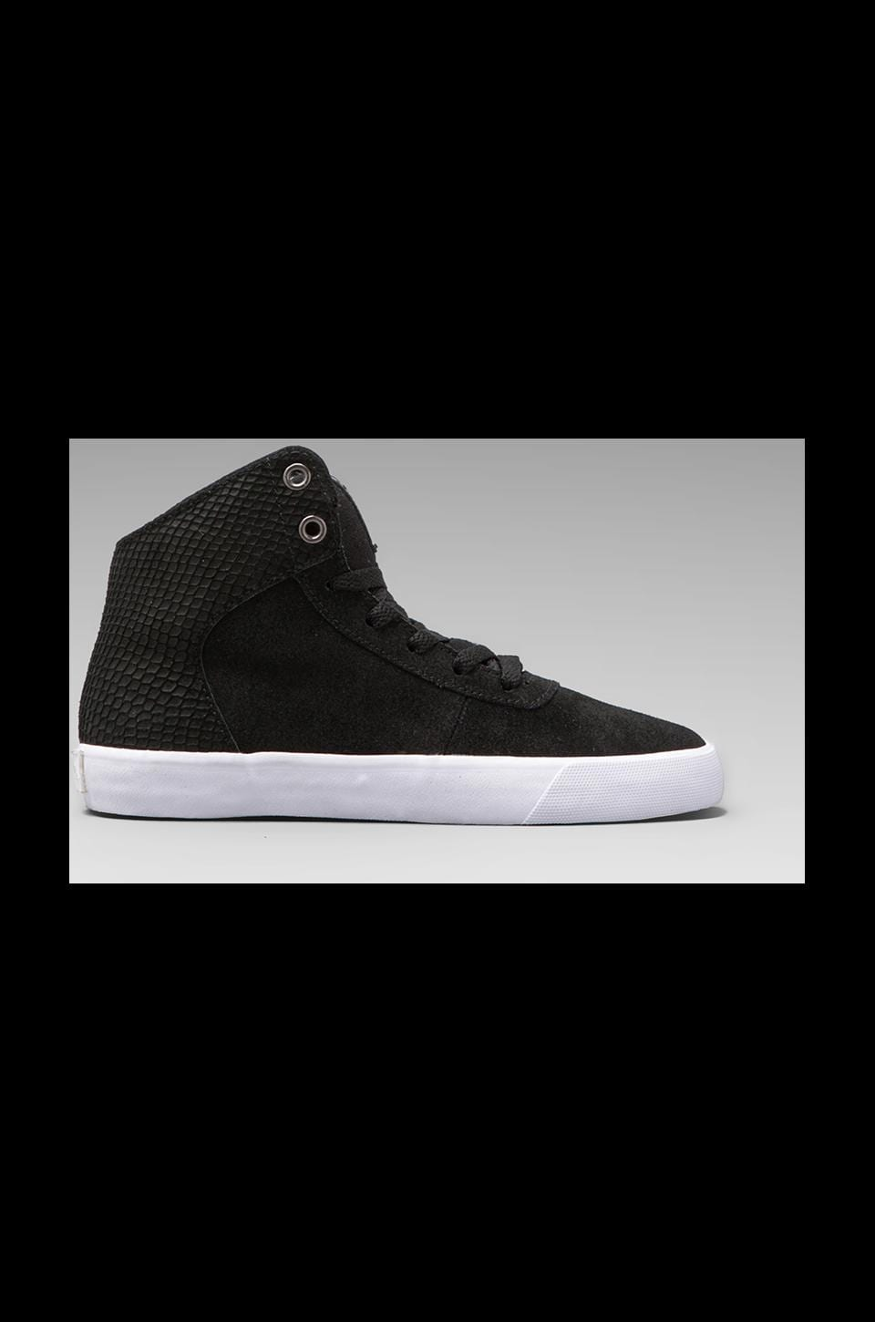 Supra Cuttler Sneaker in Black