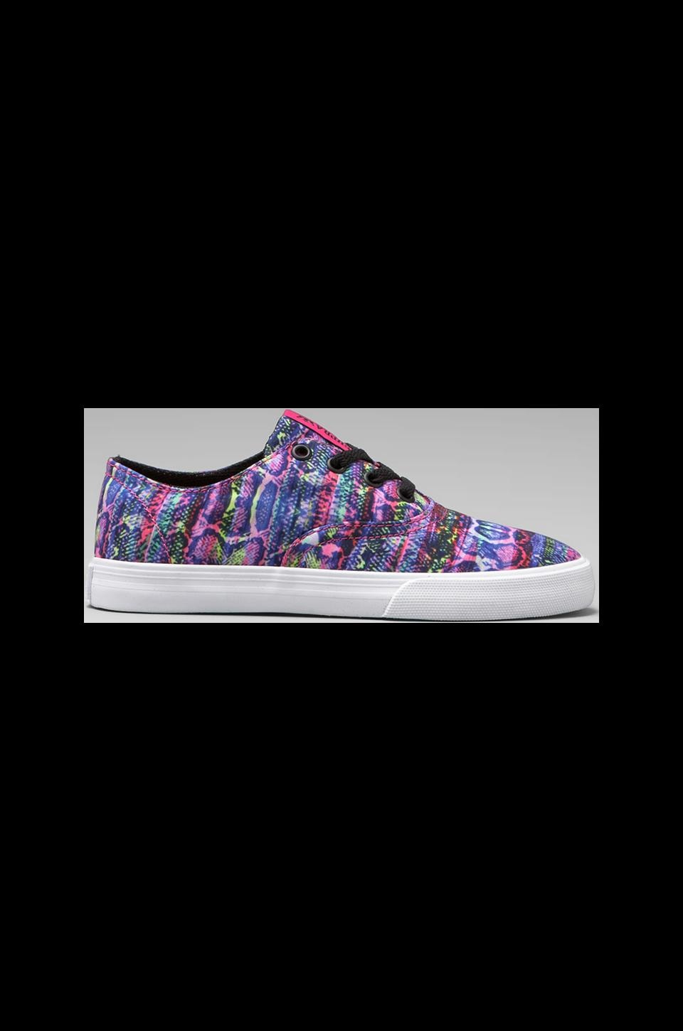 Supra Wrap Sneaker in Multi