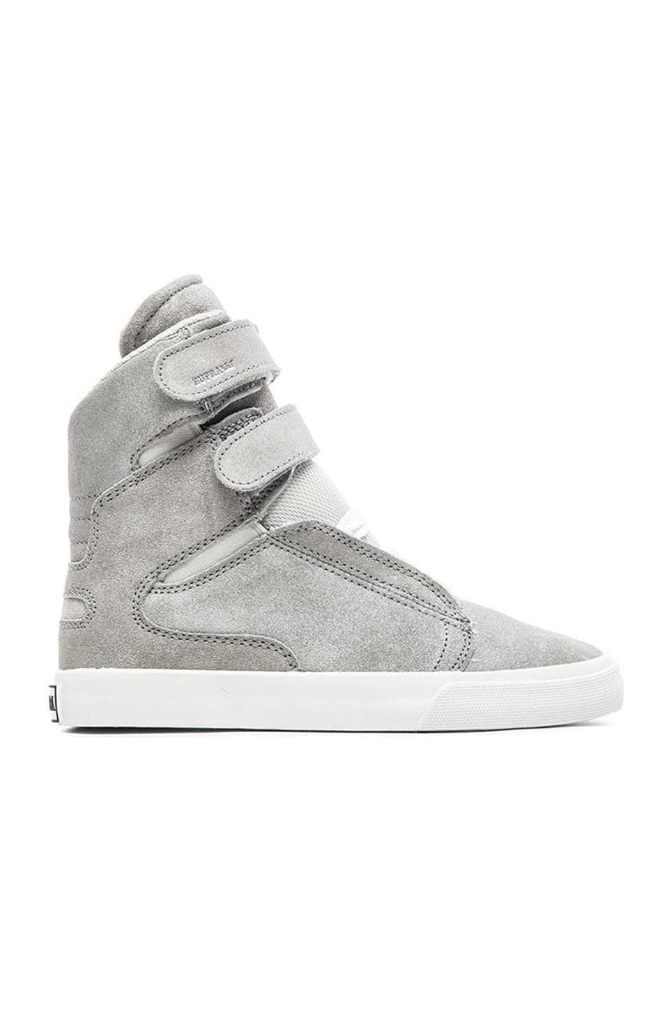 Supra Society II Sneaker in Grey