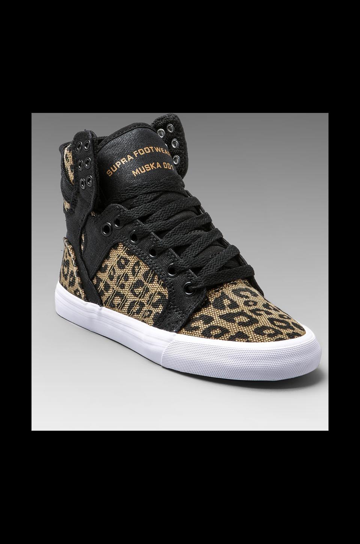 Supra Skytop Sneaker in Cheetah