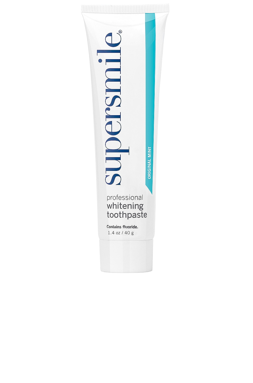 SUPERSMILE PROFESSIONAL WHITENING TRAVEL TOOTHPASTE