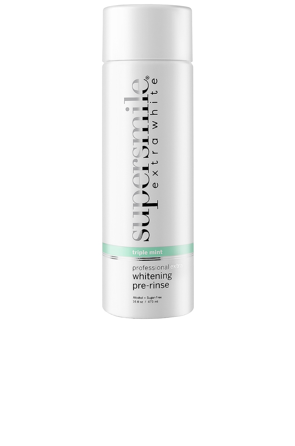 supersmile Extra White Whitening Pre-Rinse in Triple Mint