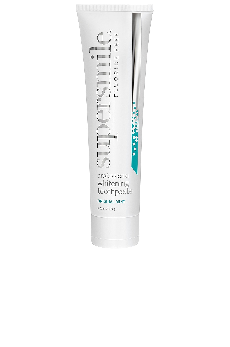 supersmile Fluoride Free Professional Whitening Toothpaste in Original Mint
