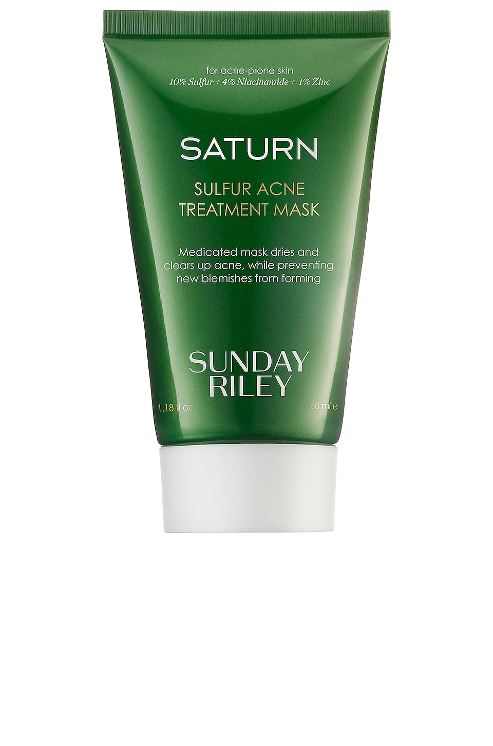 Sunday Riley Saturn Sulfur Acne Treatment Mask