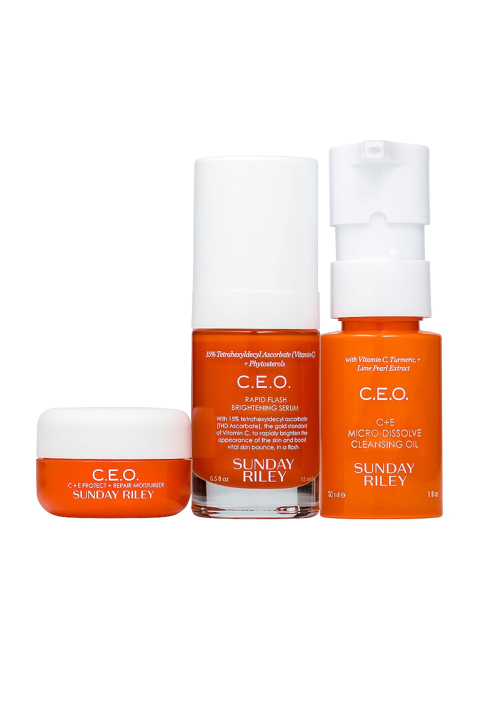 SUNDAY RILEY C.E.O. VITAMIN C KIT