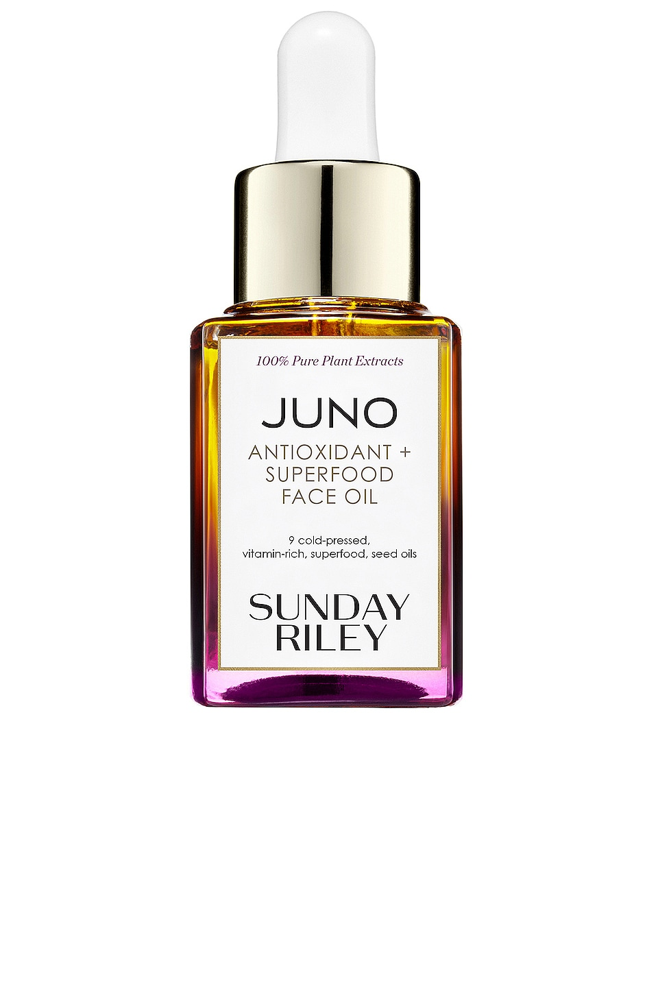 SUNDAY RILEY TRAVEL JUNO ESSENTIAL FACE OIL