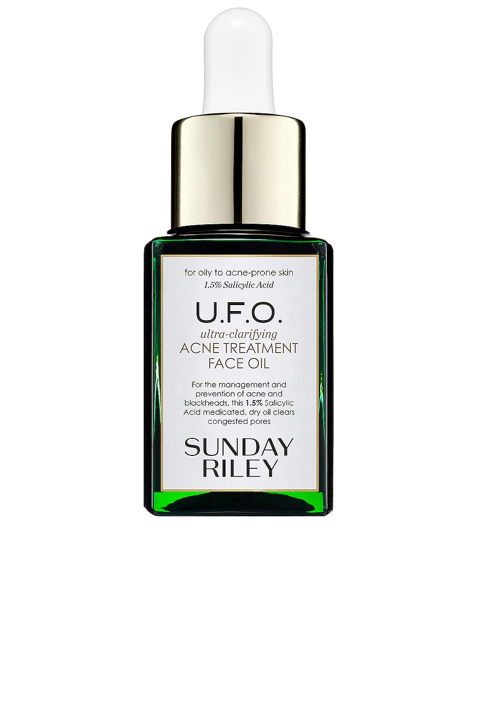 Sunday Riley ACEITE DE LA CARA TRAVEL U.F.O. ULTRA-CLARIFYING FACE OIL