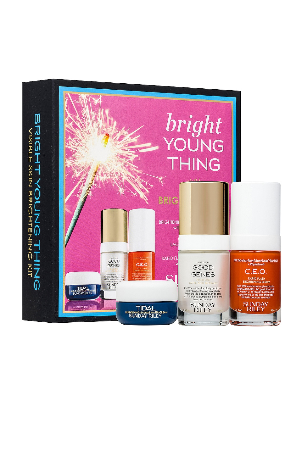 SUNDAY RILEY BRIGHT YOUNG THING KIT