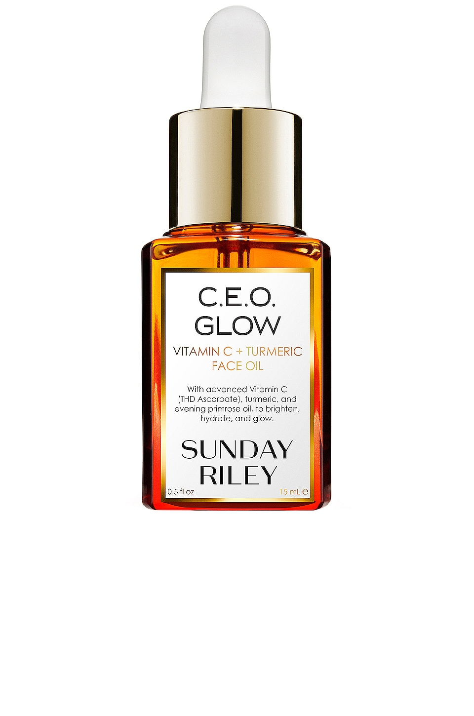 Sunday Riley Travel C.E.O. Glow Vitamin C + Turmeric Face Oil
