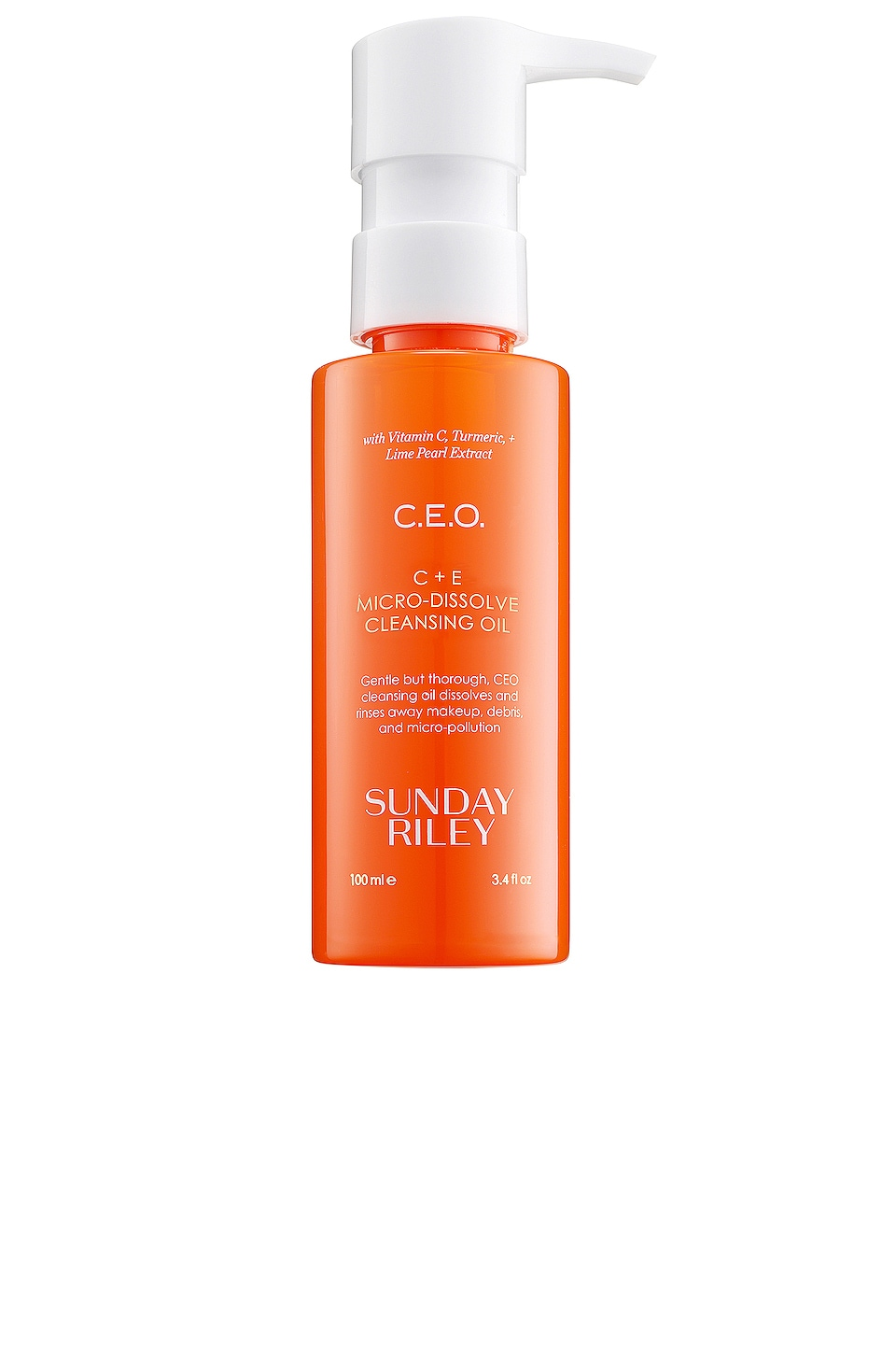 Sunday Riley C.E.O. C + E Micro-Dissolve Cleansing Oil