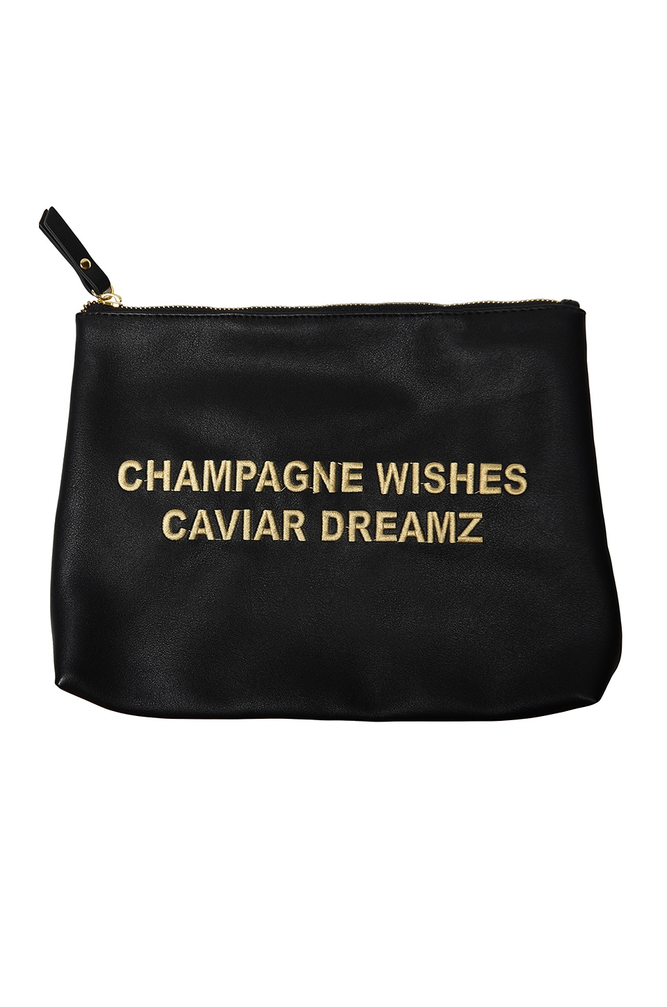 Champagne Wishes Caviar Dreamz Bag