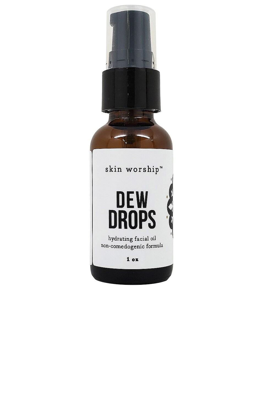 skin worship ACEITE DE LA CARA DEW
