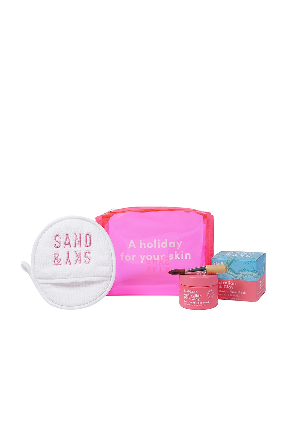 SAND & SKY Porefining Kit in Beauty: Na