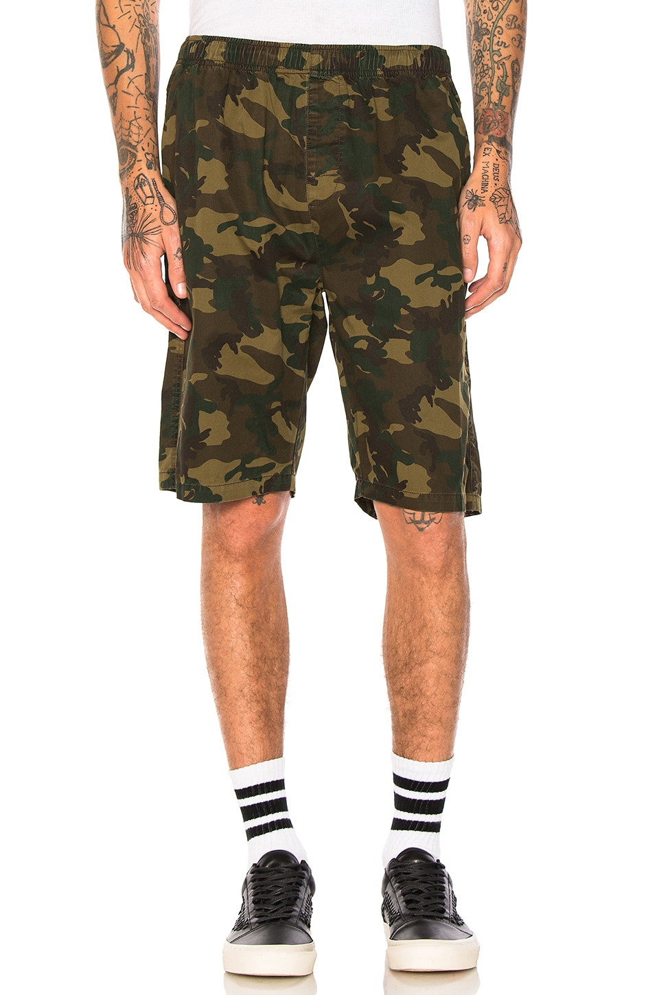 Camo Beach Short by Stussy