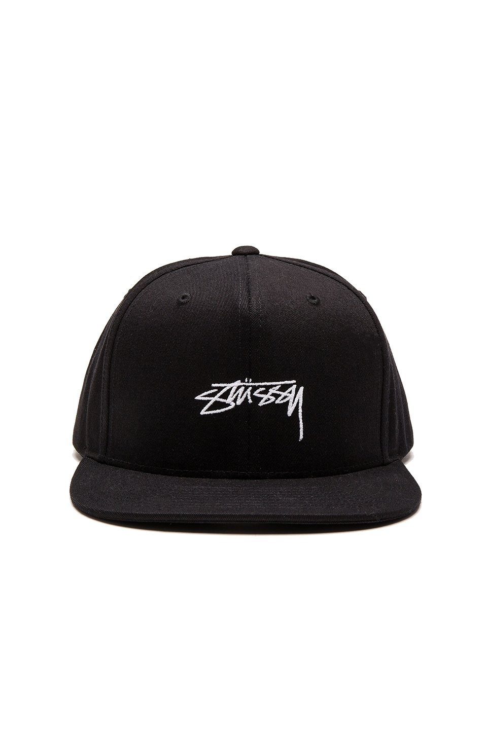 Smooth Stock Enzyme Snapback by Stussy