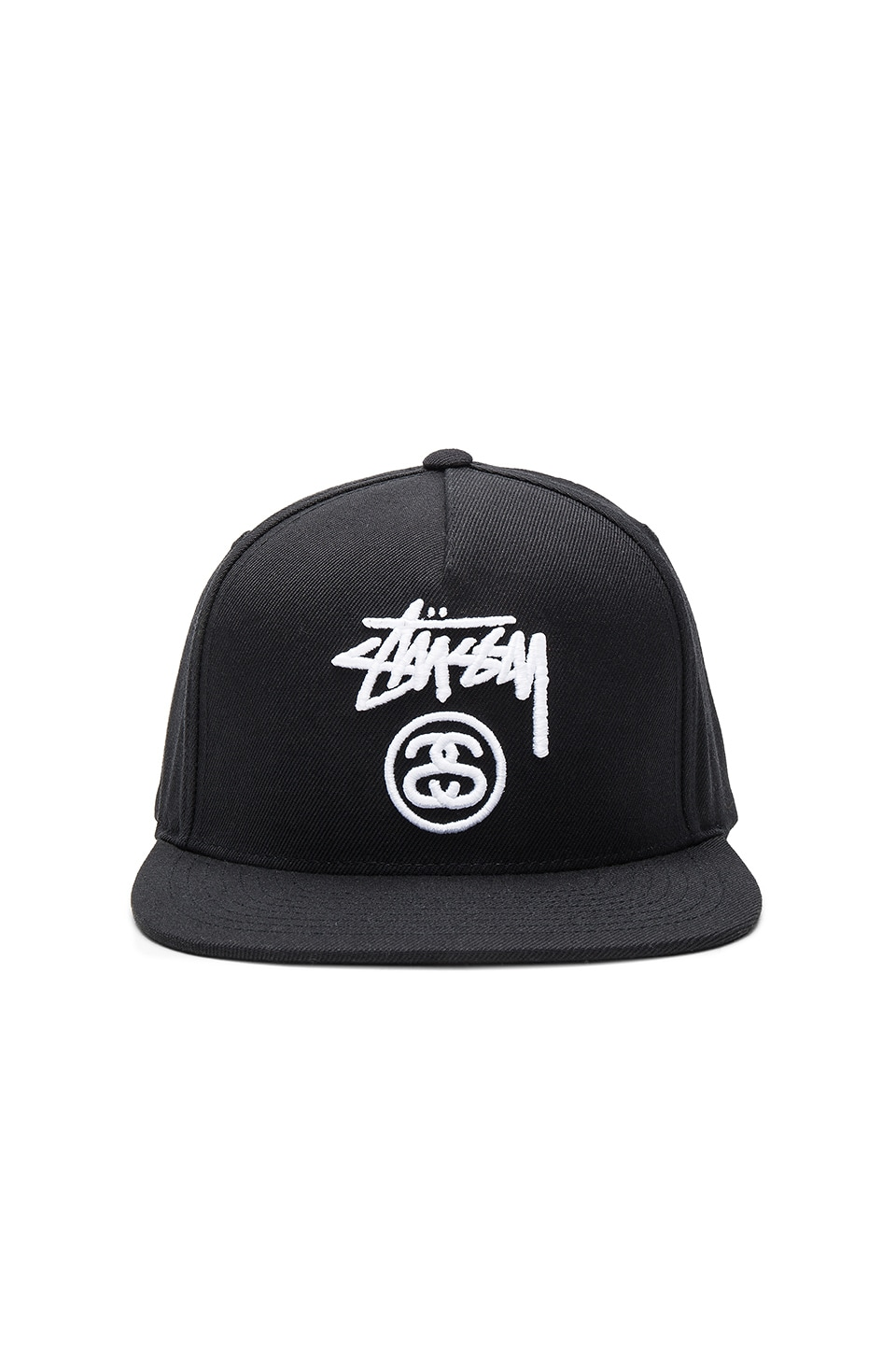 Stock Lock Hol 16 Snapback by Stussy