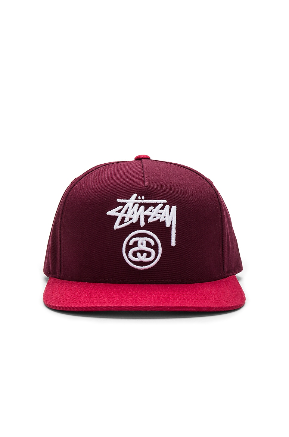 Stock Lock SP17 Snapback by Stussy