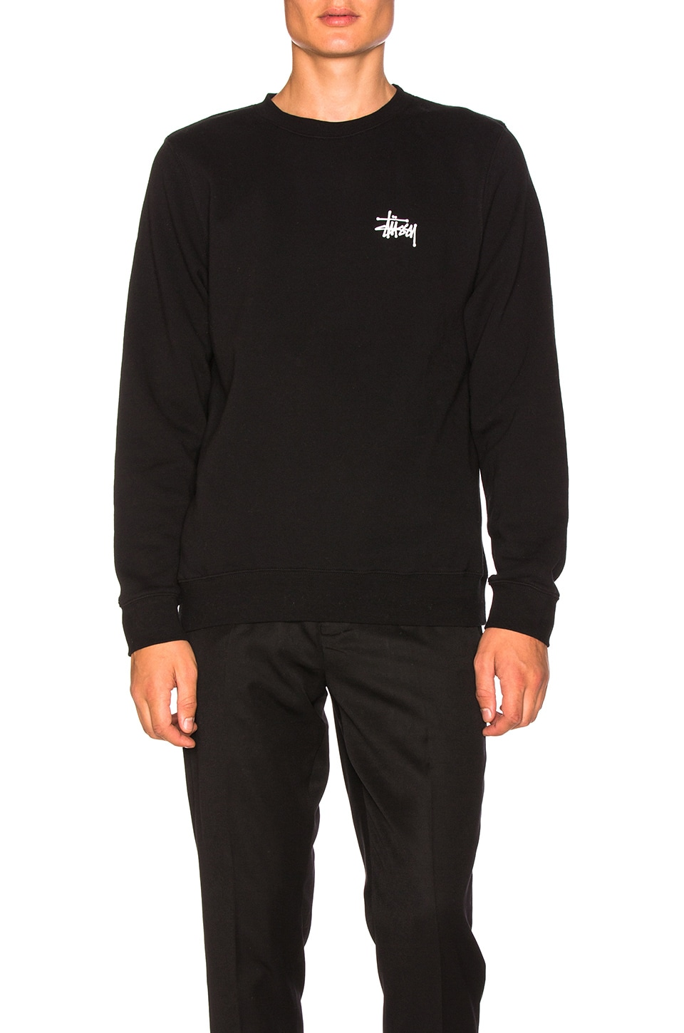 Basic Stussy Pullover by Stussy