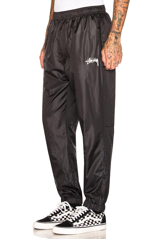 Stussy Micro Rip Pant in Black
