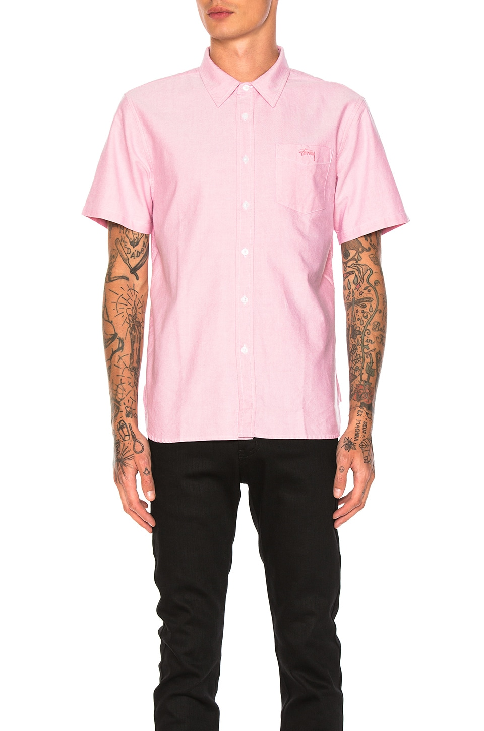 Photo of Classic Oxford Button Down by Stussy men clothes