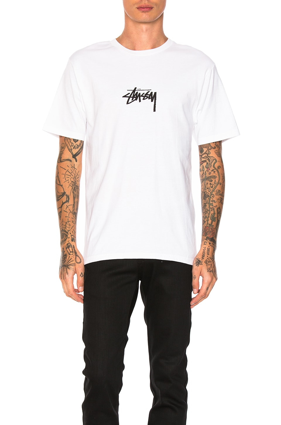 Stock Tee by Stussy