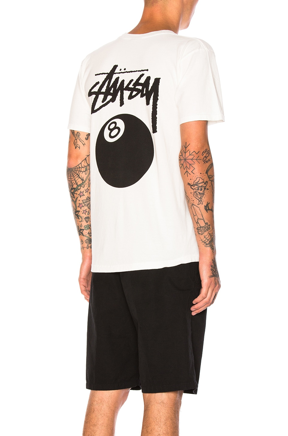 8 Ball Tee by Stussy