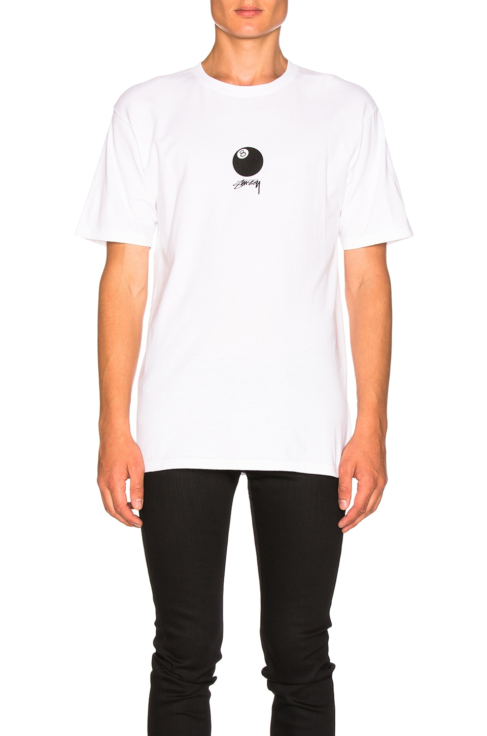 8 Ball Stock Tee by Stussy