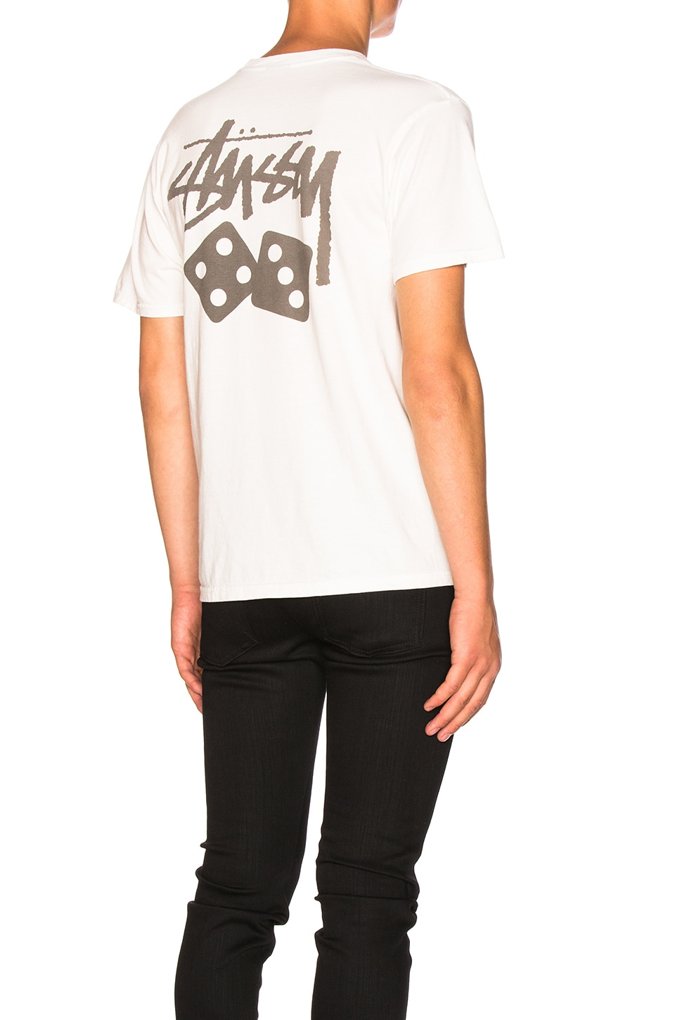 Dice Tee by Stussy