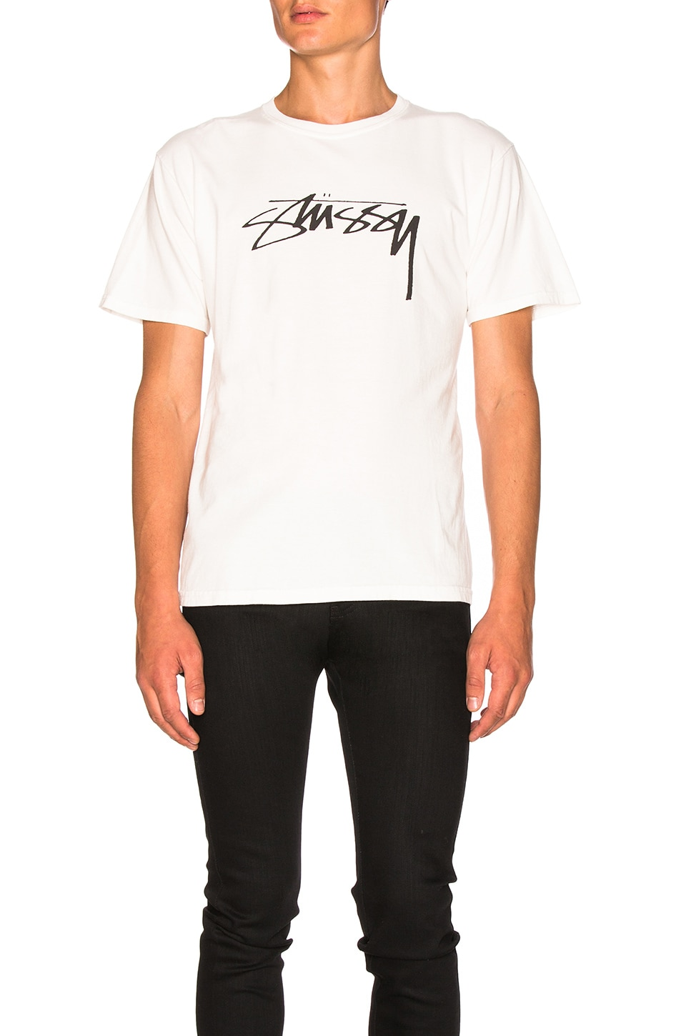 Smooth Stock Tee by Stussy