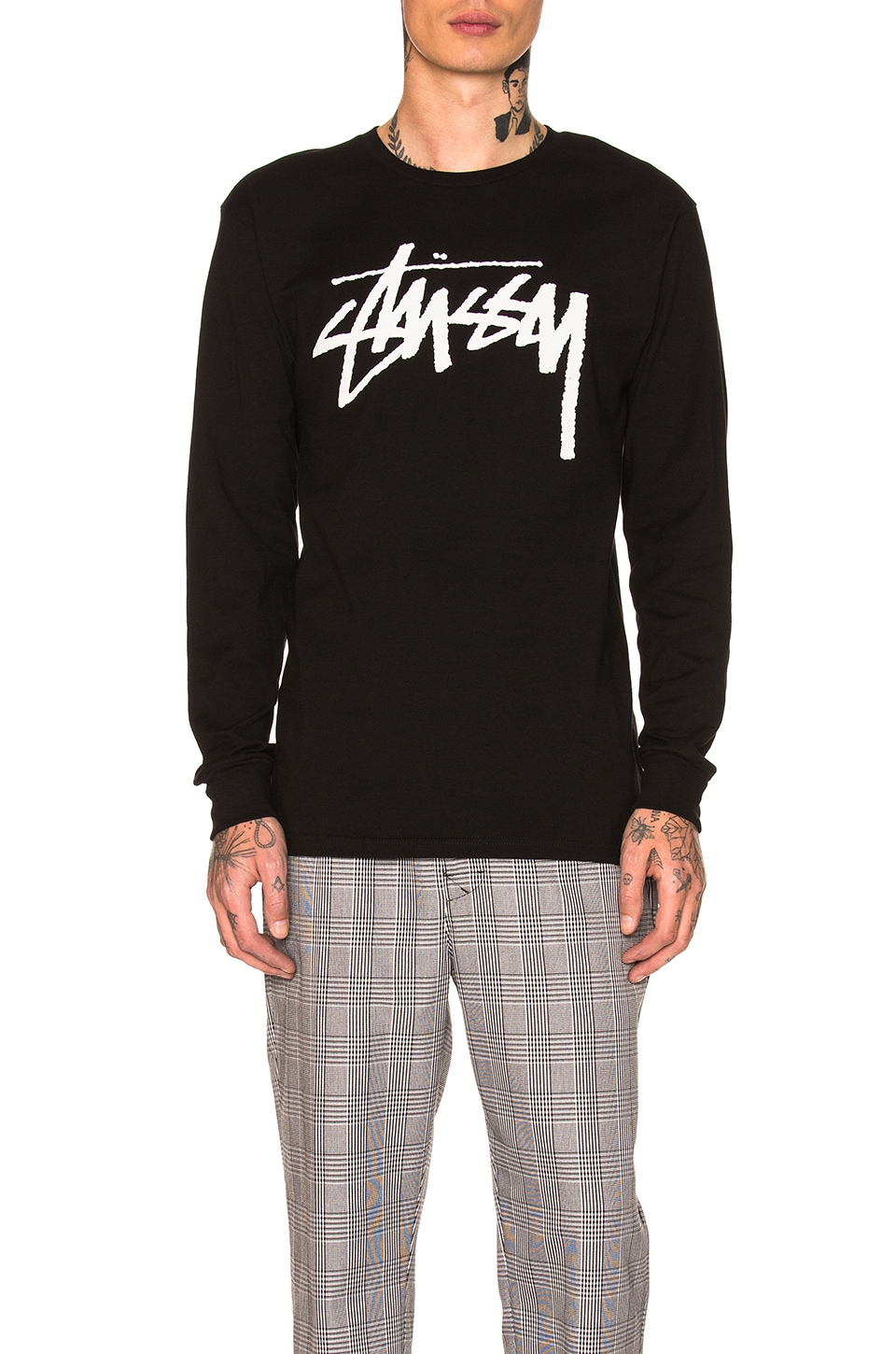 Stussy T-SHIRT MANCHES LONGUES OLD STOCK