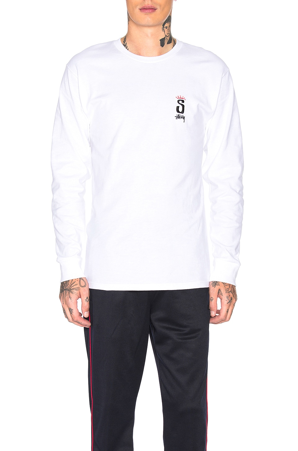 Stussy T-SHIRT MANCHES LONGUES