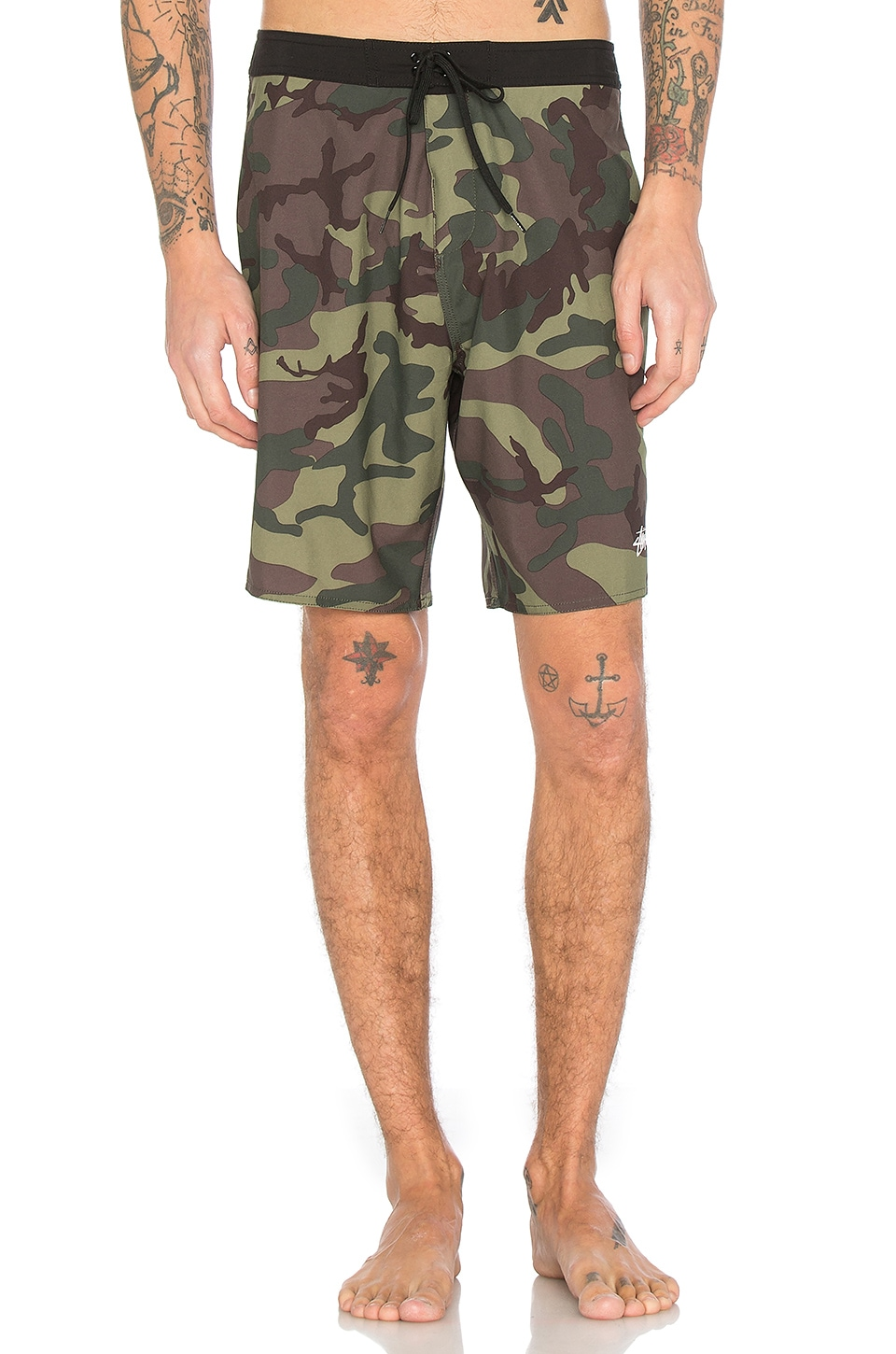 Camo Trunk by Stussy