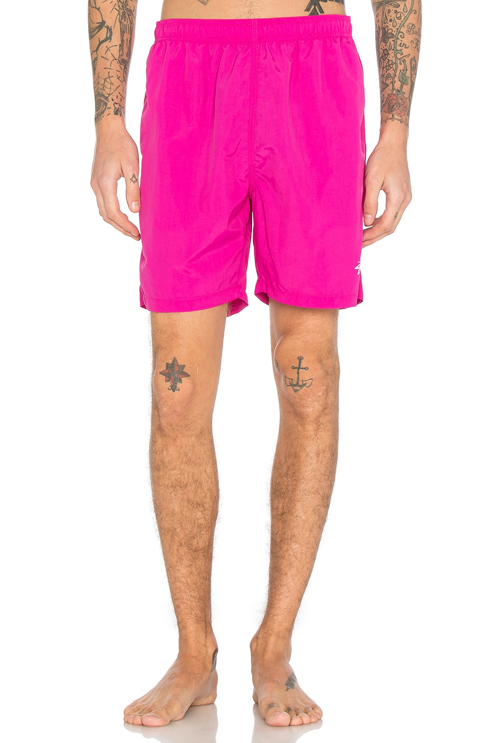 Stock Elastic Waist Short II by Stussy