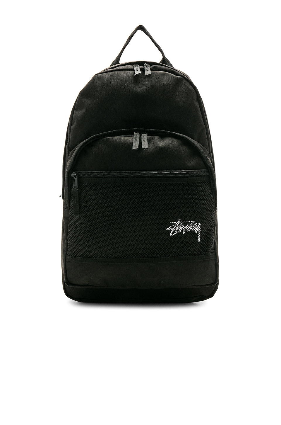 Stussy Stock Backpack in Black