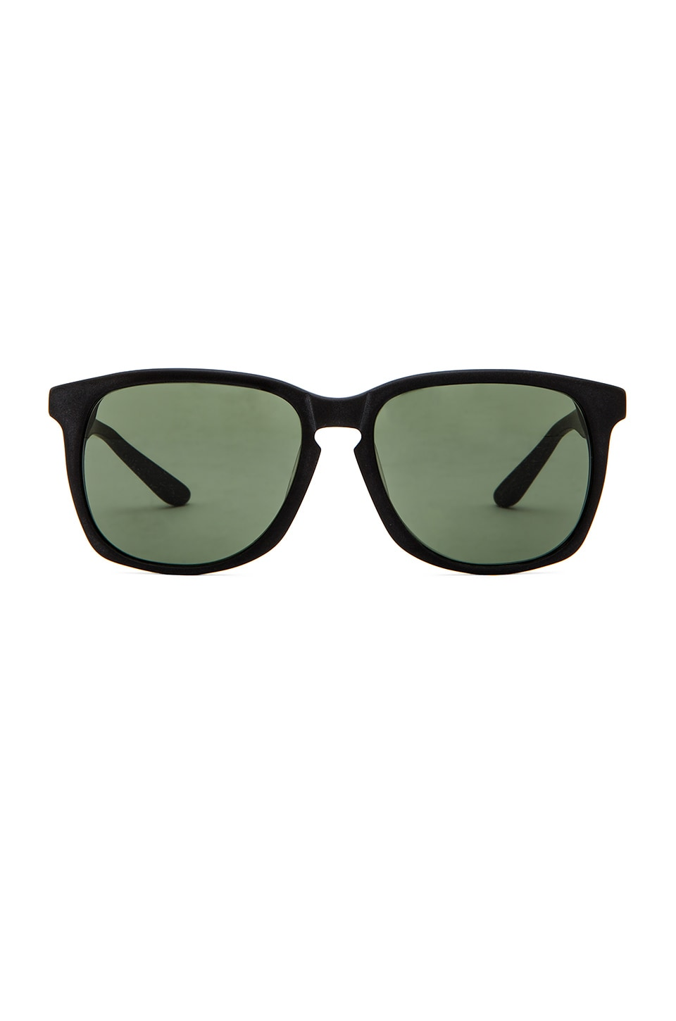 Stussy Zoey Sunglasses in Matte Black