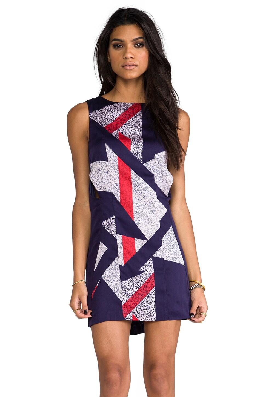 STYLESTALKER Crazy Sexy Cool Dress in Print