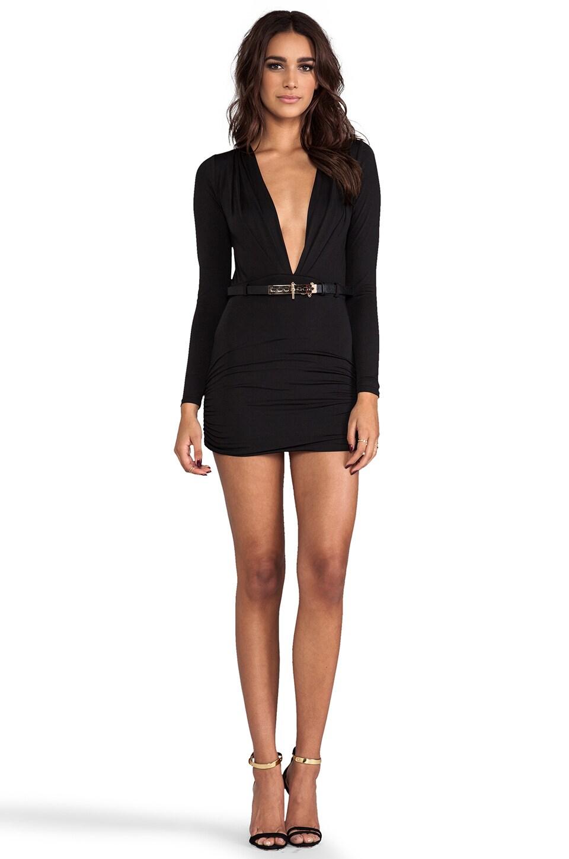 Style Stalker Valiant Dress in Black
