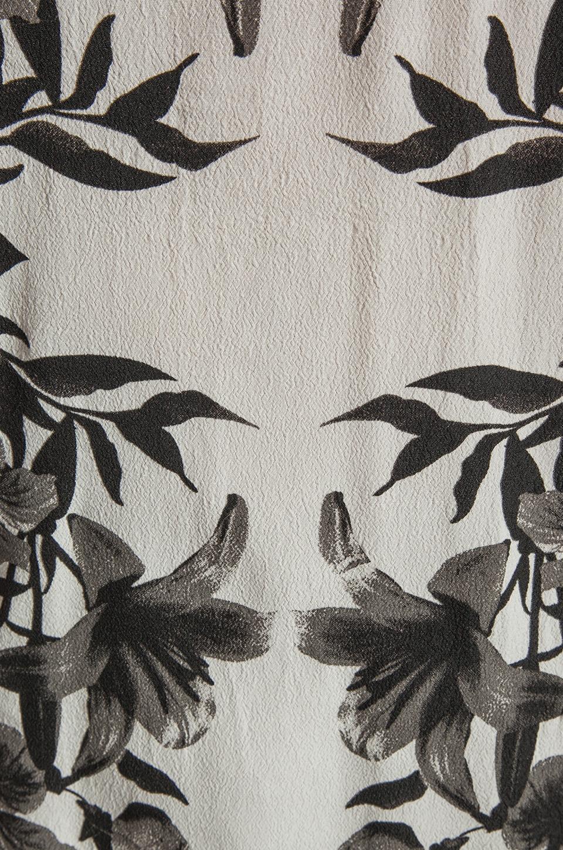 Style Stalker Parallel Universe Dress in Black/White Floral