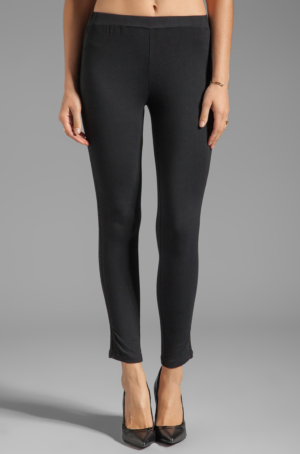 STYLESTALKER Count Down Legging in Black