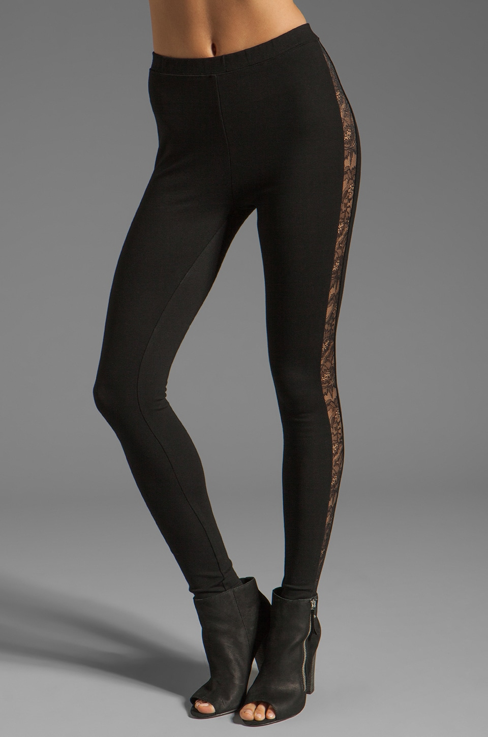 STYLESTALKER Video Games Legging in Black